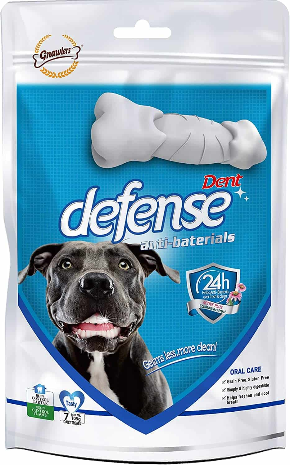 Gnawlers Defense Dent Medium 105 g