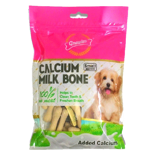 gnawlers calcium milk bone s 2