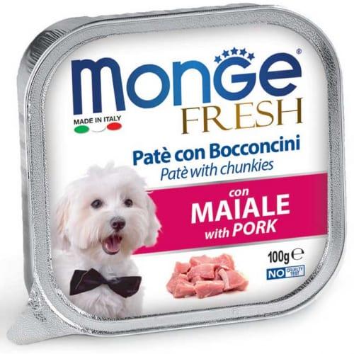 monge cane umido fresh pate e bocconcini con maiale 500x500 1
