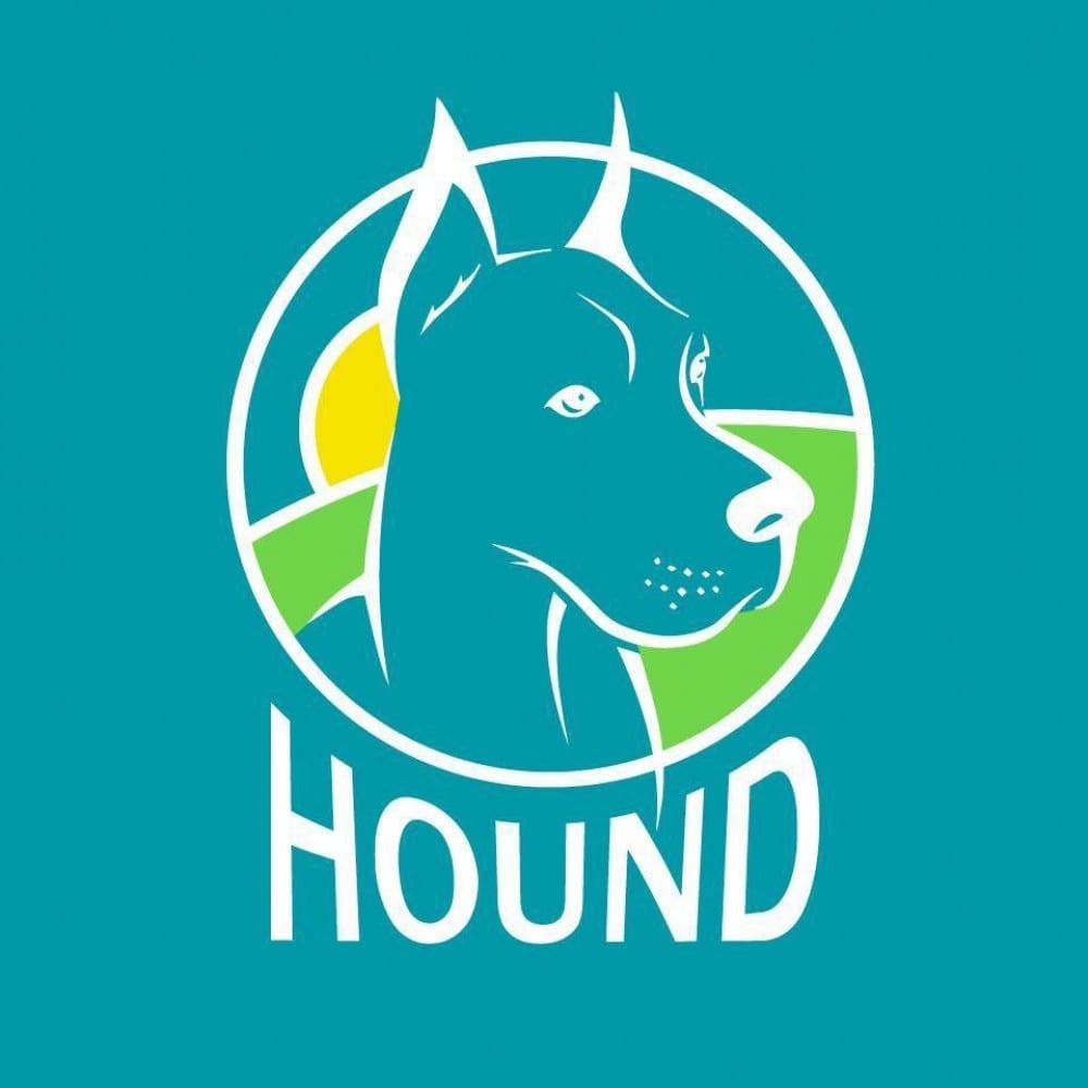 האונד hound box dog food