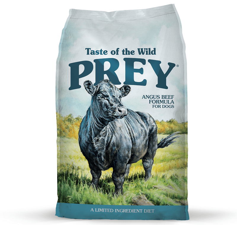 PREY BAGFRONT DOG beef 1