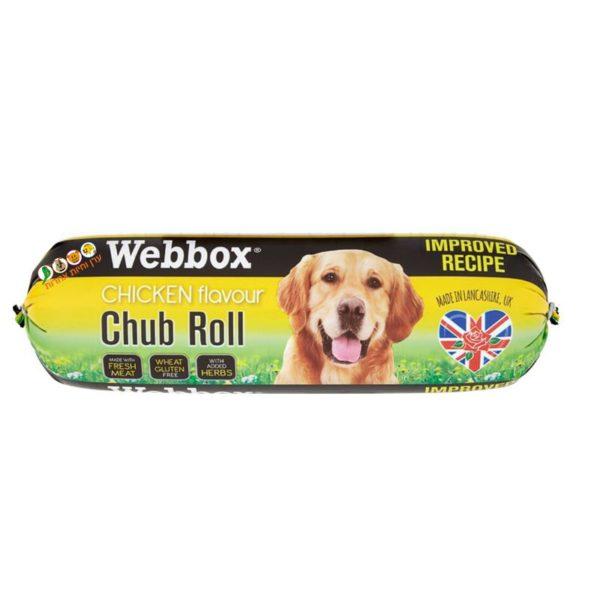 מעדן לכלבים בטעם בשר עוף וובוקס 600x600 1
