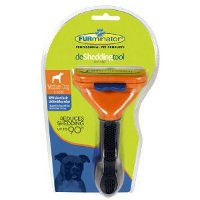 furminator medium dog short hair