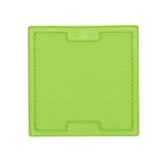 LickiMat® Classic Soother Green2