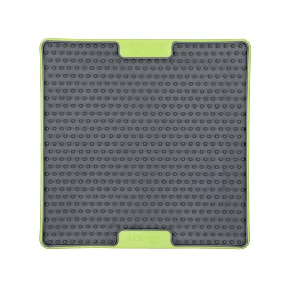 LickiMat Tuff Soother Green2