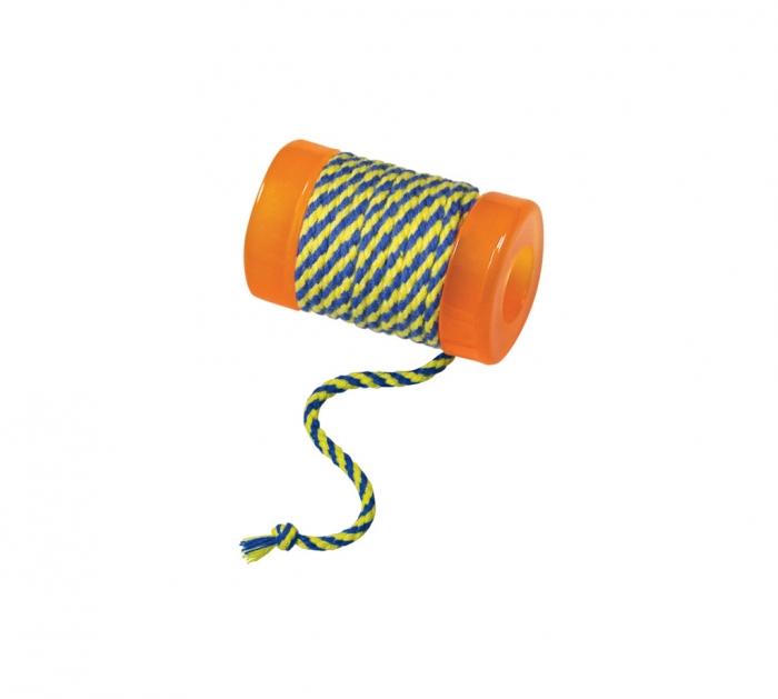 Petstages Okakat Catnip Infused Spool with String z