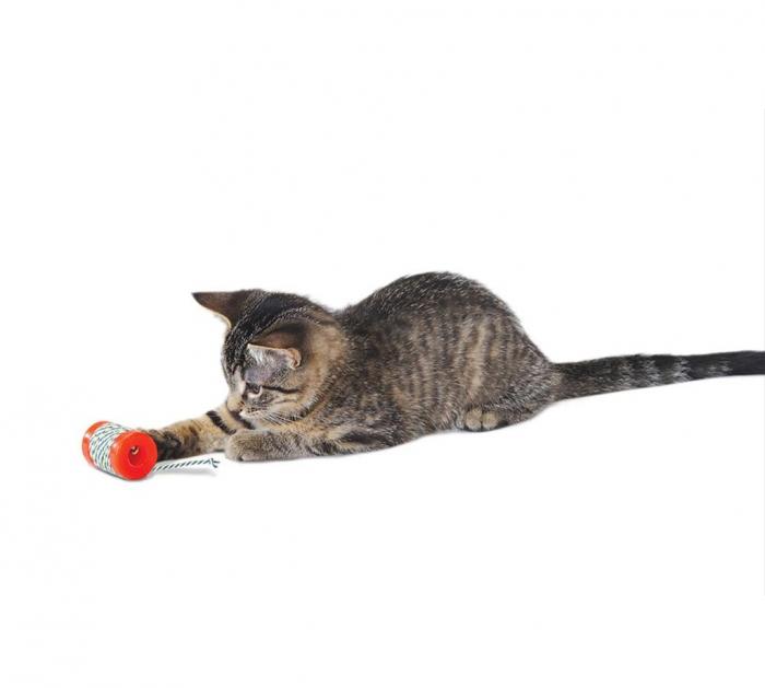 Petstages Okakat Catnip Infused Spool with String