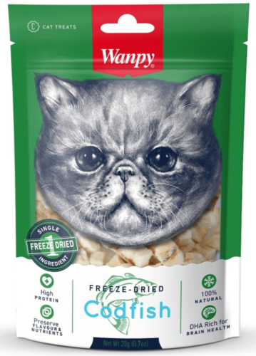 wanpy freeze dried